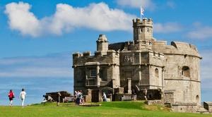 Pendennis-castle-keep